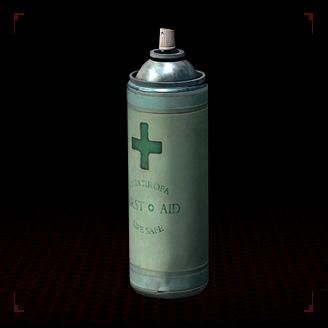 Spray de primeros auxilios