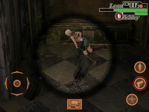 Guía de Resident Evil 4: Mobile Edition