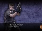 Knife (Mercenaries stage)