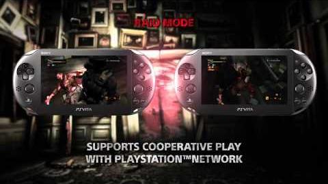 Resident Evil Revelations 2 - PS Vita Trailer lancement