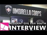 Resident Evil Umbrella Corps- Interview and Gameplay (PC and PS4)