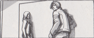 Resident Evil 6 storyboard - Tall Oaks Cathedral 17