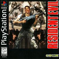 Resident Evil PS1 USA