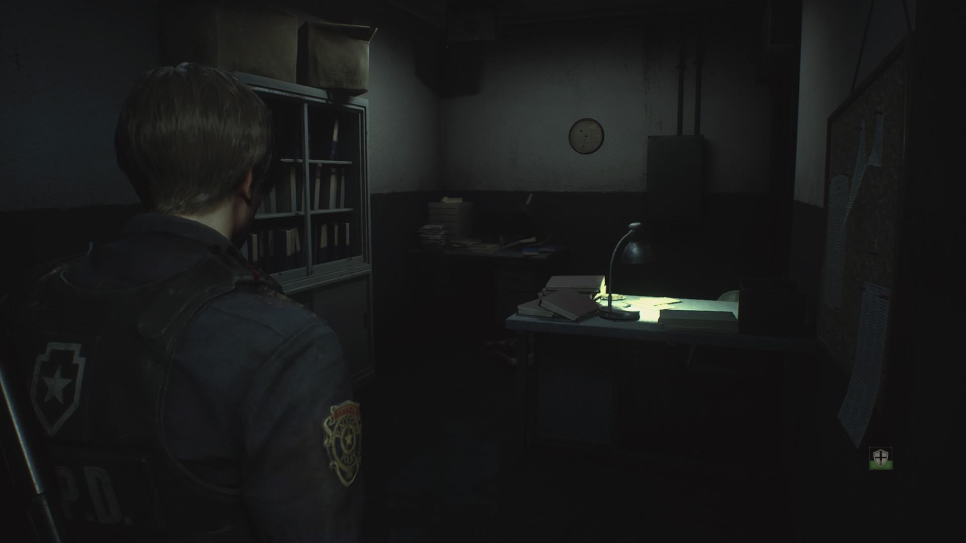 Cuarto del vigilante