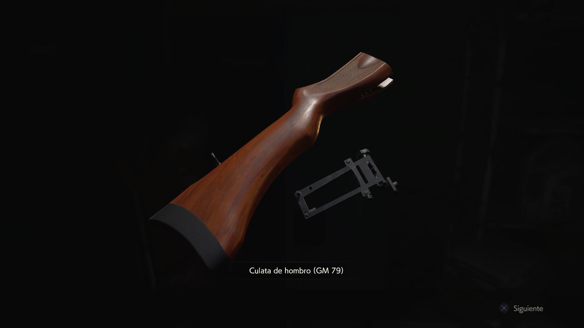 Culata de hombro (GM 79)
