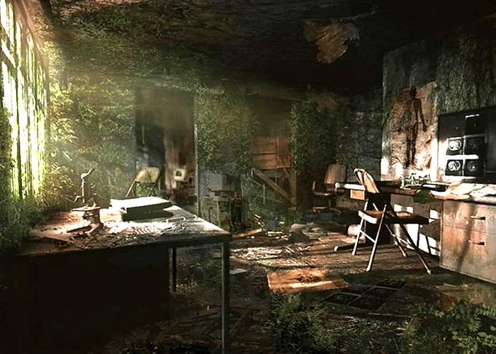 Examination room (abandoned hospital)