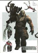 Resident Evil 6 Art Book 21