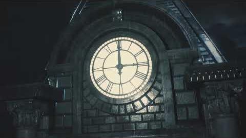 Clocktower rings