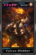 Deadman's Cross - Vulcan Blubber card