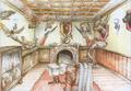Mansion Artwork - True Story Behind Biohazard 7