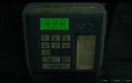 RE2 remake Safety Deposit Room2