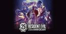 RE 25th Anniversary main visual