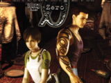 Resident Evil Zero Official Strategy Guide