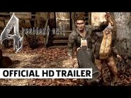 Resident Evil 4 VR Reveal Trailer - Resident Evil Showcase