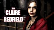 Claire Redfield - Biography