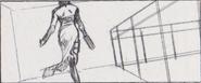 Leon vs. Chris storyboard 2