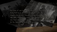 Resident Evil 4 file - Alert Order 3