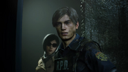 RE2R - Leon and Ada