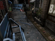 Resident Evil 3 background - Uptown - boulevard k1 - R1030A