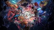 TEPPEN - Version 3.1 Update Title Screen