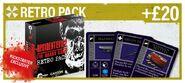 Retro Pack Pledge