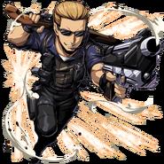 Albert Wesker RE0 Clan Master2