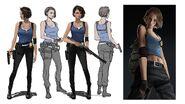 Resident Evil 3 Remake Jill