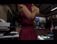 RE2 Preview woman