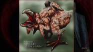 Devil May Cry HD concept art - Griffin Baby