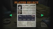 RECV Battle Game Claire 2