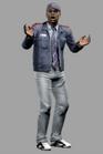Resident evil outbreak jim chapman 3d ingame model alternate costume (2)
