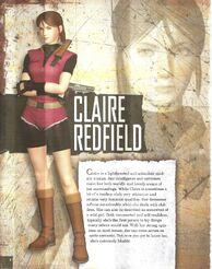 Claire Guidebook RE2