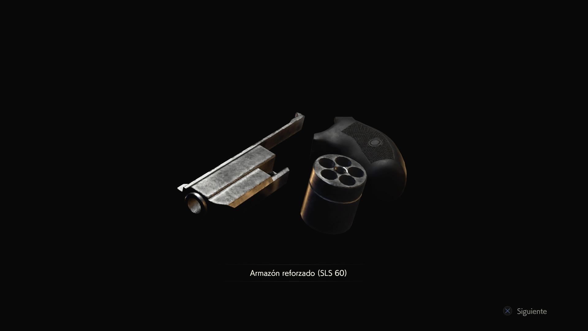 Armazón reforzado (SLS 60)
