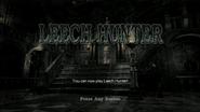 RE0HD Leech Hunter unlocked