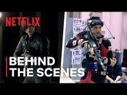 Resident Evil- Infinite Darkness - Behind the Scenes - Netflix