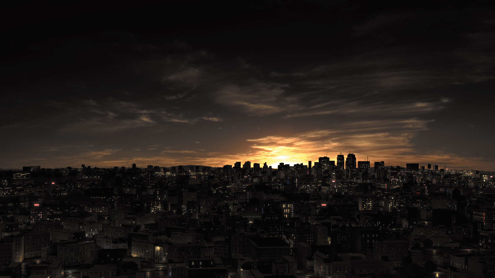 racoon city from RE2