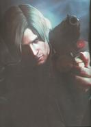Resident Evil 6 Art Book 48