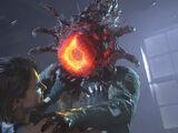 NE-α Parasite Zombie