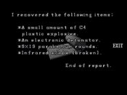 RE2 Patrol report 04
