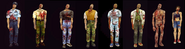 Zombies from RE2 - HD