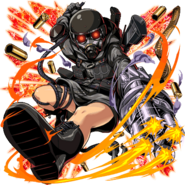 BIOHAZARD Clan Master - Lady Hunk 09