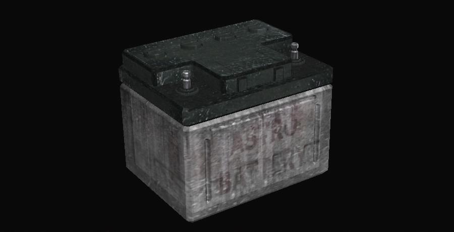 Batería (RE0)