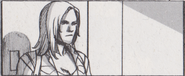 Resident Evil 6 storyboard - Tall Oaks Cathedral 23