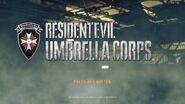 Resident Evil Umbrella Corps Screen