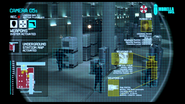 Resident Evil film - Warner computer scan