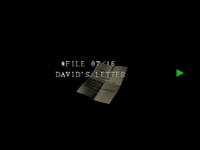 Carta de David