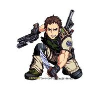 Chris RE5 Clan Master5
