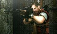Mercenaries 3D - Barry gameplay 8