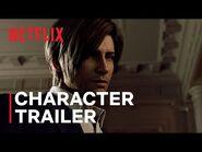 Resident Evil- Infinite Darkness - Character Trailer - Netflix