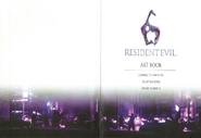 Resident Evil 6 Art Book 2